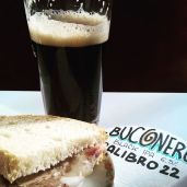 black ipa - craft tuscan beer